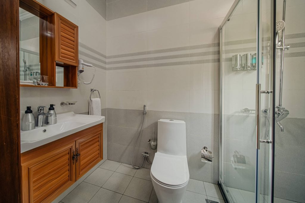 Residence Bathroom